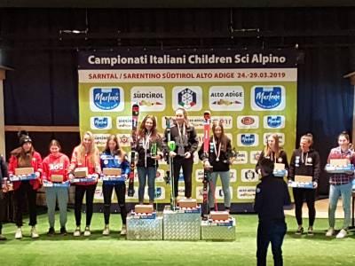 Campionati Italiani Allievi 2019 - Slalom - 6° CECERE
