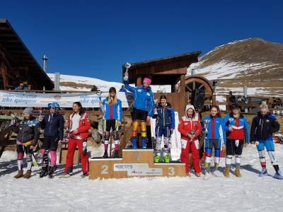 Selez. Reg. dell'Alpe Cimbra FIS Children Cup