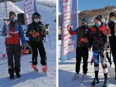 Trofeo Colomion - 11/1/2021 - Slalom _ ALLIEVI