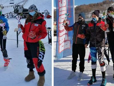 Trofeo Colomion - 11/1/2021 - Slalom _ RAGAZZI