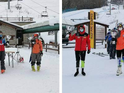 Memorial Roberto Marino - 9/1/2021 - Slalom Gigante ALLIEVI