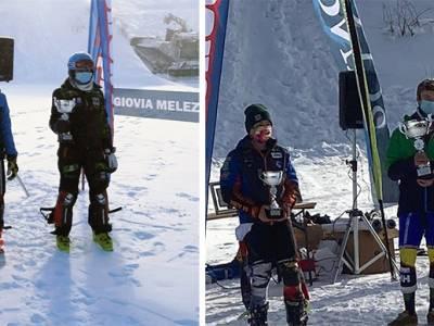 Memorial Roberto Marino - 10/1/2021 - Slalom Gigante RAGAZZI