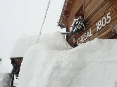 Quest'anno la neve non si fa attendere!!!!!!